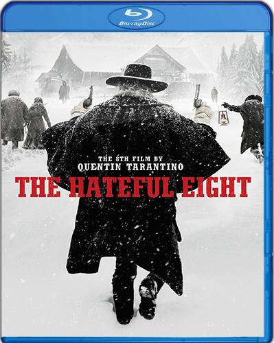 The Hateful Eight [BD25] [2015] [Latino]