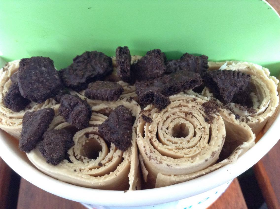 Thai Ice Cream Rolls & More @ Icy Cream Roll - Fountain Valley ...