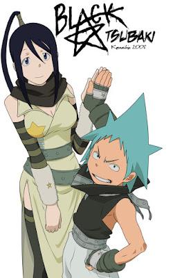 Tsubaki y Black Star