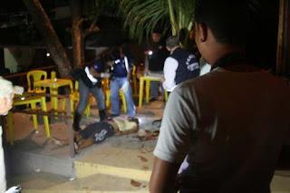 Estudante de Direito é baleado e morto durante festa de aniversário na PB