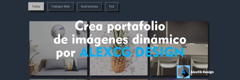Crea-portafolio-de-imágenes-dinámico-por-ALEXCG-DESIGN