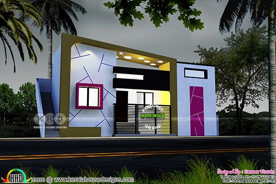 Minimum budget house for guest house purpose