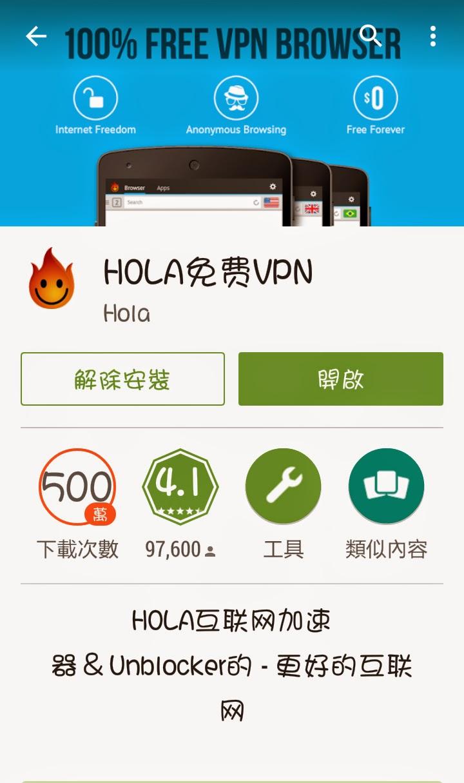 VPN跨區翻牆軟體破解中國版權限制-手機必裝app ~ test