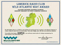 Wild Atlantic Way award for 2017