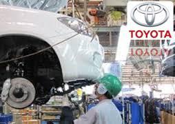 Lowongan Kerja SMA/SMK PT Toyota Astra Motor Posisi Operator Produksi