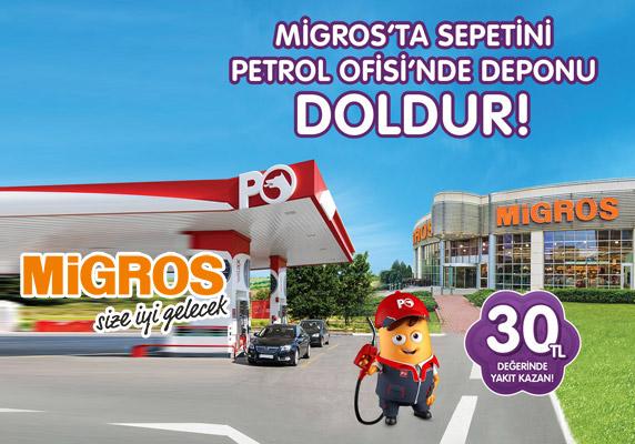 Petrol Ofisi Kampanya, sanalmarket.com.tr,Migros kampanyası, Tansaş indirimli ürünler, Depoyu doldur,