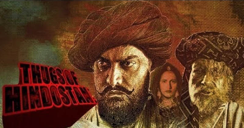 full cast and crew of bollywood movie Thugs of Hindostan 2018 wiki, Aamir Khan, Amitabh Bachchan, story, release date, Actress name poster, trailer, Photos, Wallapper