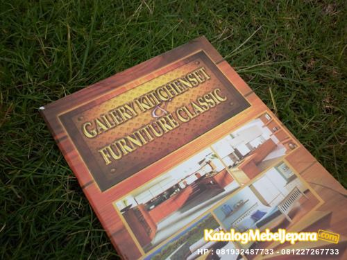 Katalog Mebel Jepara Gallery Kitchenset Dan Furniture Classic