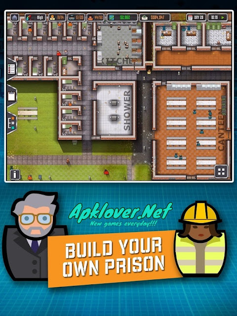Prison Architect Mobile MOD APK unlimited money