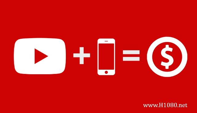 Kiếm tiền Youtube bằng điện thoại