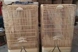 Cara Membuat Sangkar Burung Sederhana Dari Bambu