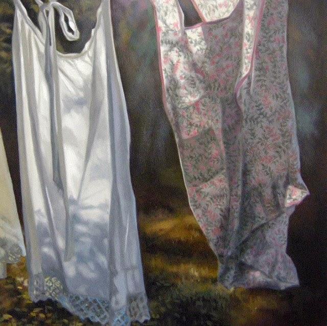 Репрезентативная живопись. Cindy Rizza