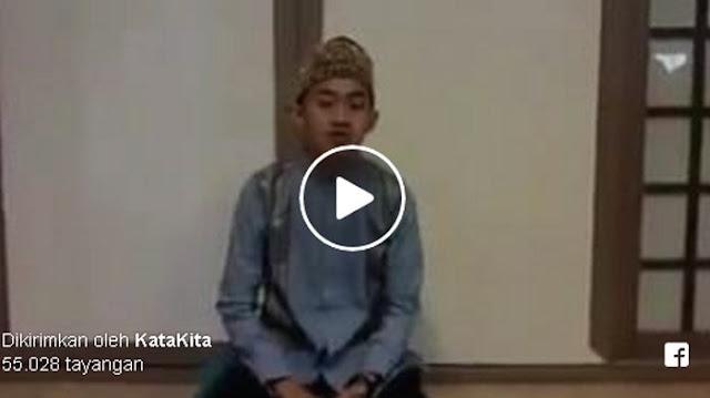 Ustadz Syam Dikecam Gara-gara Ceramah 'Kenikmatan Terbesar Di Surga Adalah Pesta Seks'