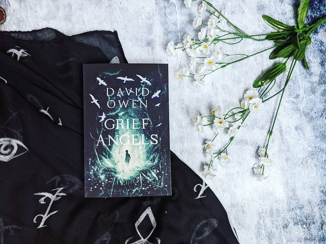 Grief Angels by David Owen