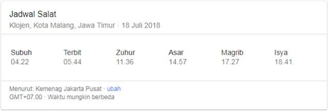 Software jadwal pengingat sholat dengan adzan Software jadwal pengingat sholat dengan adzan, arah Kiblat dan kalender Islam