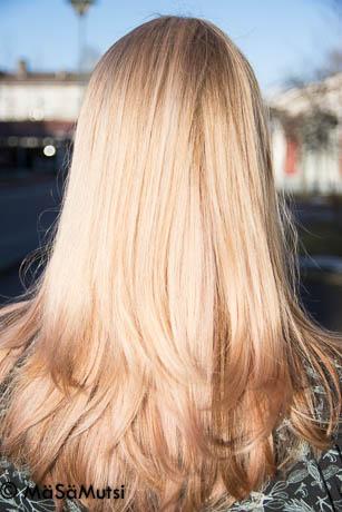 hiusmallin muutos