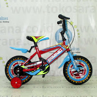 12in Erminio 2309 Fire BMX
