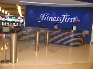 Biaya Keanggotaan Fitness First