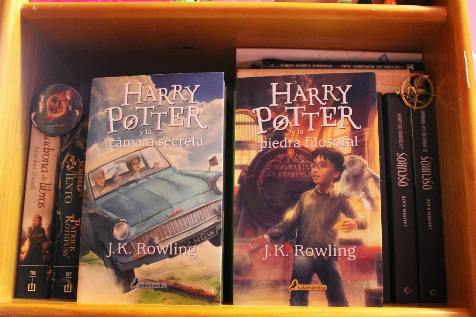 Segundo Libro De Harry Potter Tribute From District 12 Nuevas Ediciones De Harry Potter