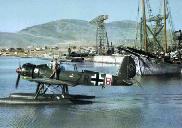 Arado AR 196 seaplane worldwartwo.filminspector.com