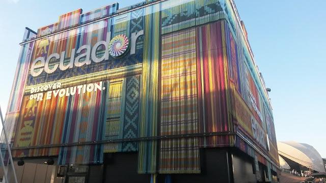 expo milano 2015 padiglione ecuador