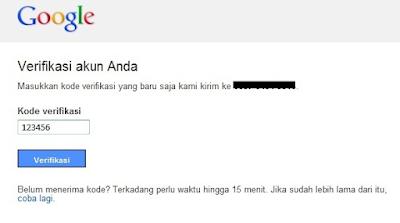 Cara Daftar Gmail Lewat Pc