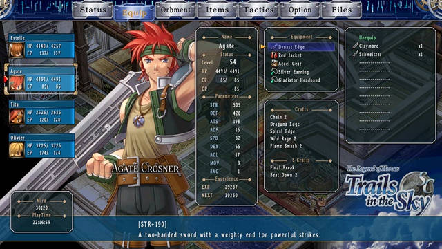 The Legend of Heroes Trails in the Sky SC PC Game