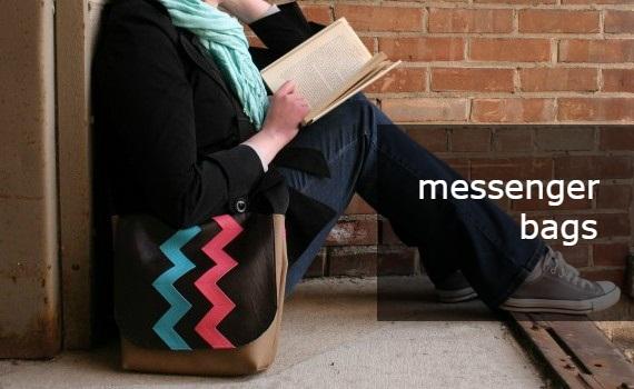 Model Tas Messenger Wanita Yang Cocok Dipakai Kuliah