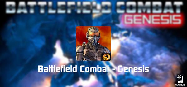 Battlefield Combat - Genesis v5.1.6 APK Mod [Ouro Infinito/Cash Infinito/Arma Infinita]