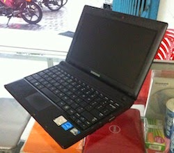 jual netbook 2nd samsung n100
