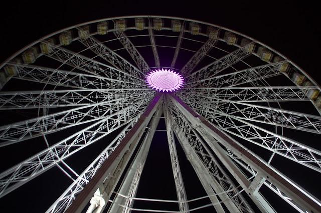 Winter Wonderland Hyde Park Wheel