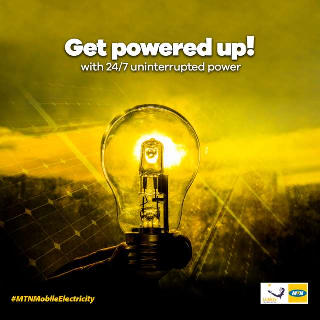 MTN Mobile Electricity