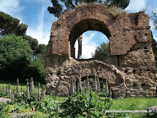 palatino  com guia brasileira - Roma Antiga I - A Idade do Ferro