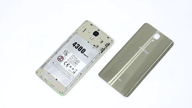سارع للحصول على هاتف Infinix Note 4  بأقل ثمن في العالم !