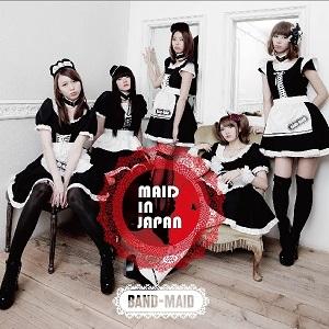 Band Maid Album
