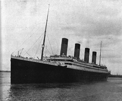 RMS Titanic of White Star Line