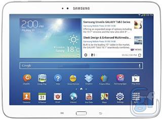 Firmware Samsung Galaxy Tab 3 10.1 (3G+WiFi) GT-P5200 Bahasa Indonesia