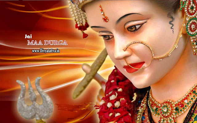 Devi Durga HD Wallpapers, Jai Mata Di Background Photos, shakti goddess
