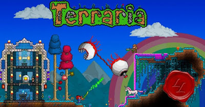 Terraria. Full Apk (MOD, Free Craft/Health) for android