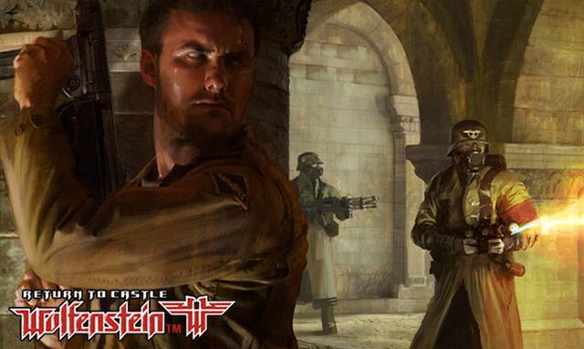 Return to castle wolfenstein for mac free download.