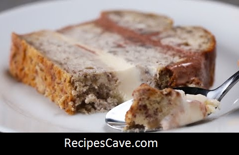 Banana Bread Ice Cream Cake Recipe