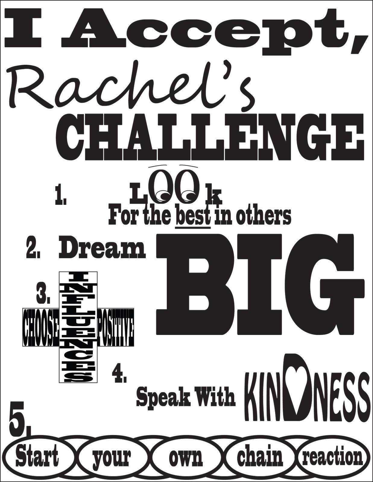 Doss The Bossaraptor Rachels Challenge Poster