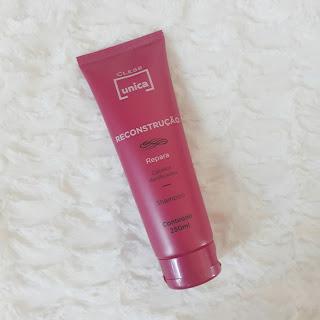 Shampoo Linha Reconstrução Cless Única