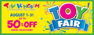 Toy Kingdom's Toy Fair SALE, Toy Kingdoms Toy Fair SALE