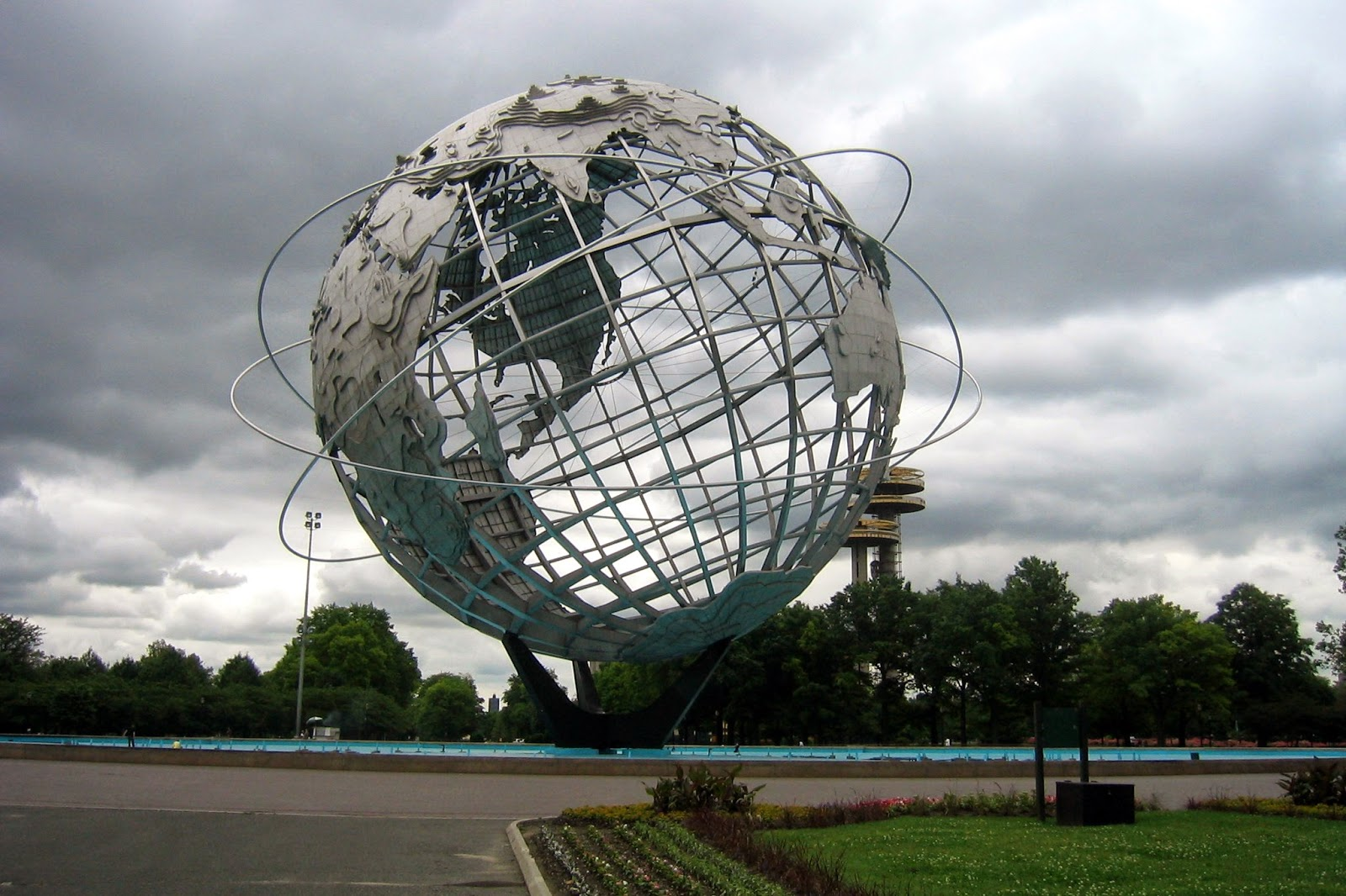 Flushing Park Queens, New York