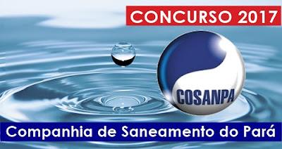 Apostila Concurso COSANPA 2017