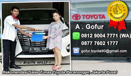 Toyota Jakarta Pusat