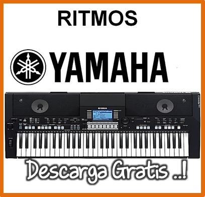 ritmos para teclados yamaha