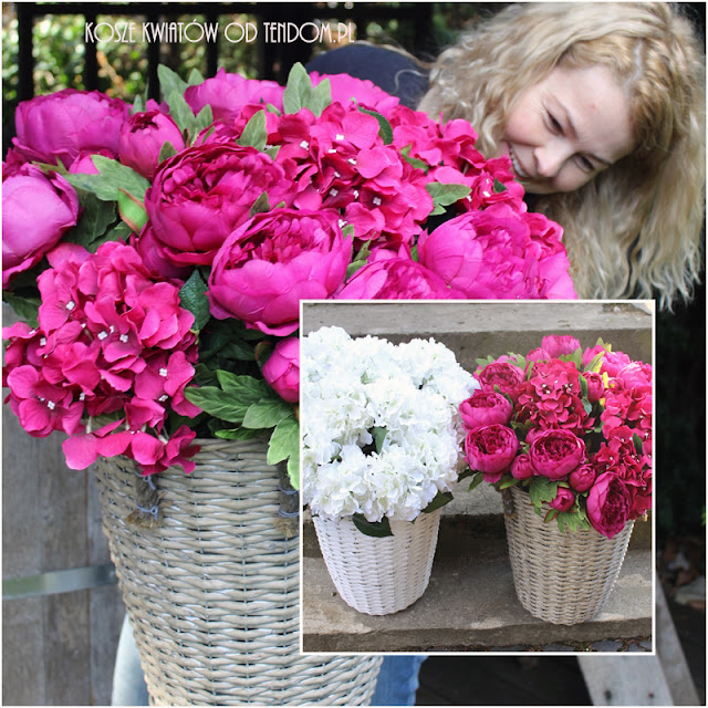 Kompozycje kwiatowe na zamówienie