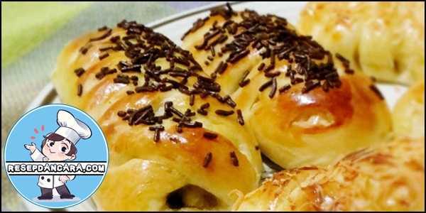 Cara Membuat Roti Pisang Coklat Empuk Dan Lembut